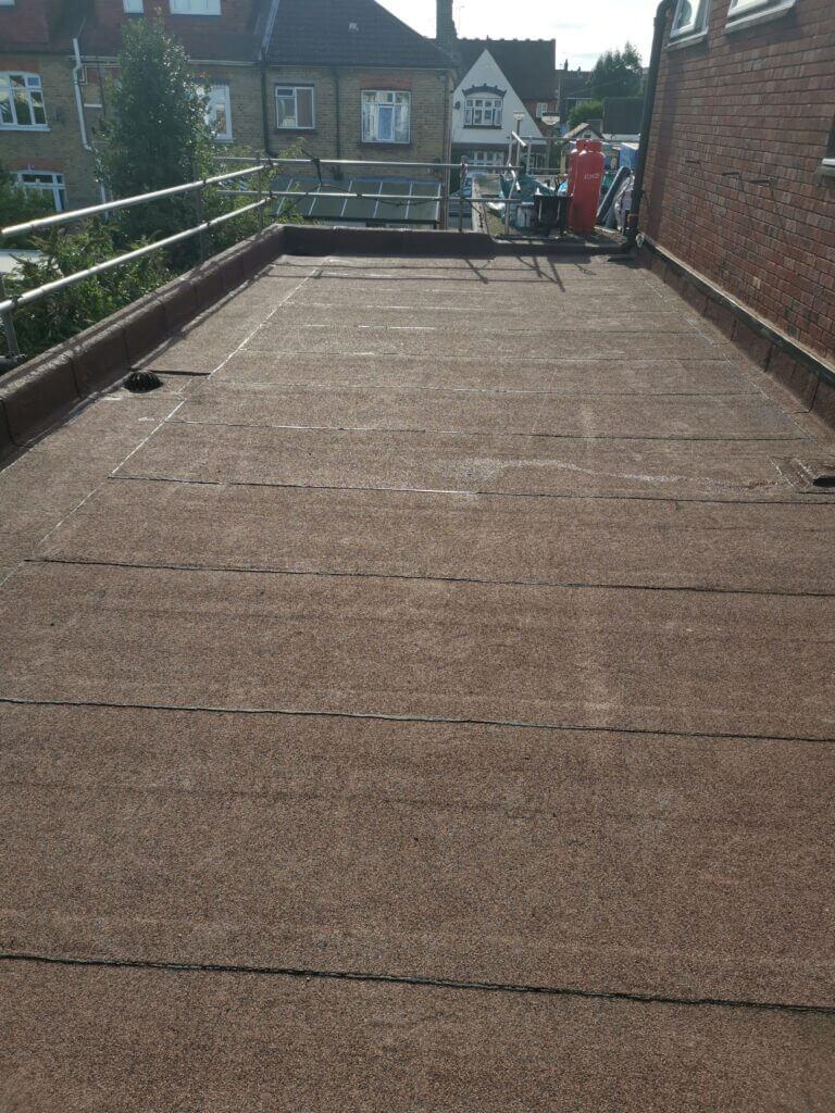 Flat roofing in Leeds